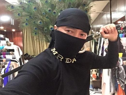 Này thì 'ộp-pa ninja style'. - Tin sao Viet - Tin tuc sao Viet - Scandal sao Viet - Tin tuc cua Sao - Tin cua Sao