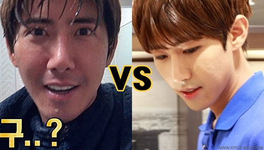 Khác với những thần tượng khác, mặt mộc của Kwanghee khiến fan ngỡ ngàng hơn và đôi khi không thể nhận ra anh.