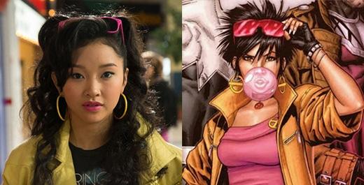 Nữ diễn viên 19 tuổi sẽ thủ vai một trong những dị nhân của bộ phim 'bom tấn' năm 2016.