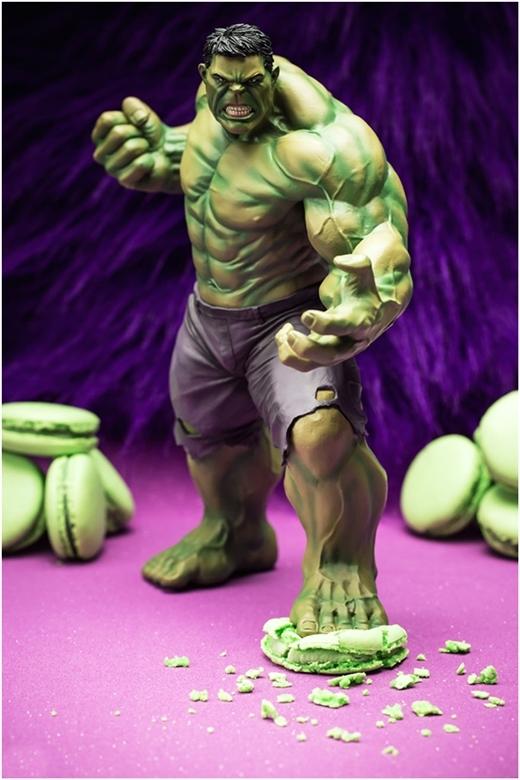 """Hẳn các bạn đã nhận ra người khổng lồ xanh trong bộ phim lừng lẫy """"The Incredible Hulk"""" rồi nhỉ?"""
