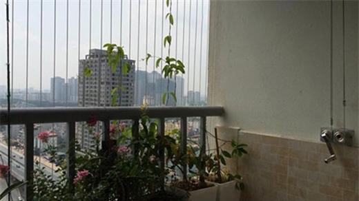 Việc ở những căn hộ trên cao cần phải bảo đảm an toàn tuyệt đối.