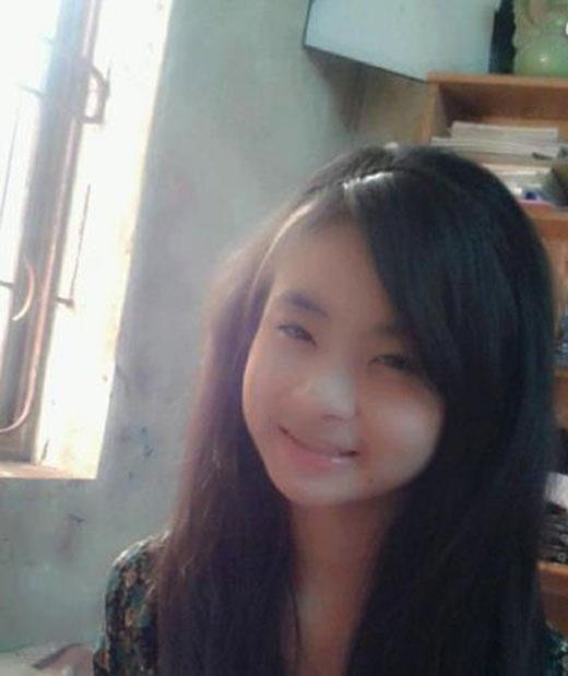 Cô bé Tuyết Nhi dễ thương, tươi tắn trước khi mắc bệnh hiểm nghèo