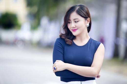 Văn Mai Hương 'tái xuất' với diện mạo mới vô cùng xinh đẹp. - Tin sao Viet - Tin tuc sao Viet - Scandal sao Viet - Tin tuc cua Sao - Tin cua Sao