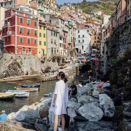 Nước Ý thơ mộng