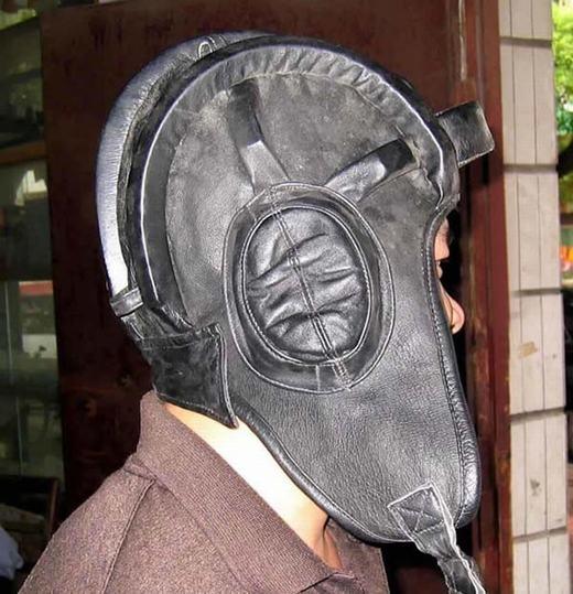 Mũ bảo hiểm an toàn tuyệt đối!