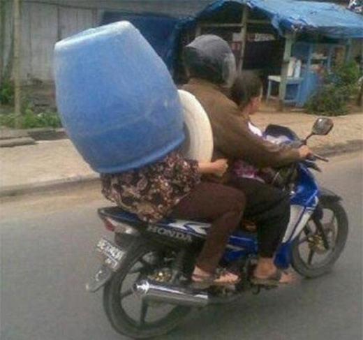 Chiếc mũ bảo hiểm 'an toàn' nhất thế giới chăng?