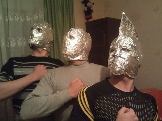 Những chiếc mũ bảo hiểm phiên bản chiến binh.