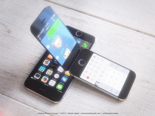 Bạn có thấy ấn tượng không? Và bạn thích chiếc nào hơn, iPhone nắp gập hay iPhone dạng nguyên khối hiện tại?
