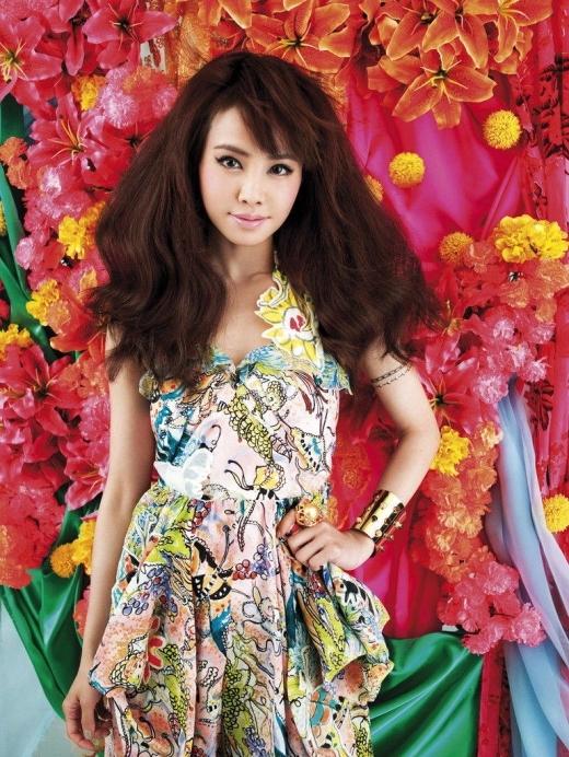 Thái Y Lâm (2,94 tỉ đồng): Nữ ca sĩ gợi cảm hàng đầu Đài Loan luôn là thỏi nam châm hút hồn phái mạnh dù thân hình nhỏ bé và khuôn mặt không quá xinh đẹp. Tài năng ca hát cùng sự phóng khoáng của Thái Y Lâm khiến rất nhiều người thích thú.