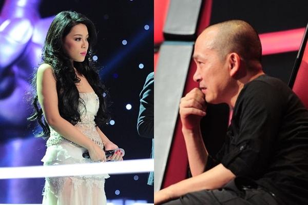Quốc Trung không hài lòng về cách lắng nghe ý kiến từ ban giám khảo của Hà Linh. - Tin sao Viet - Tin tuc sao Viet - Scandal sao Viet - Tin tuc cua Sao - Tin cua Sao