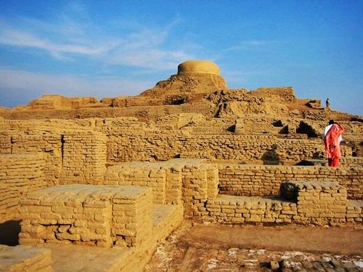 Mohenjo Daro - di tích cổ đại còn chất chứa nhiều bí ẩn.