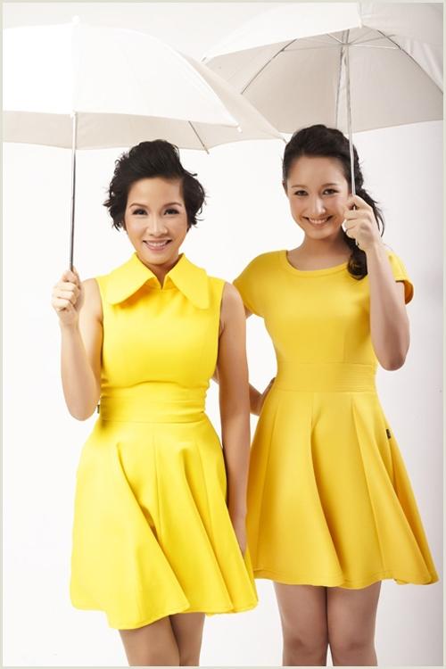 Mỹ Linh và con gái Anna - Tin sao Viet - Tin tuc sao Viet - Scandal sao Viet - Tin tuc cua Sao - Tin cua Sao