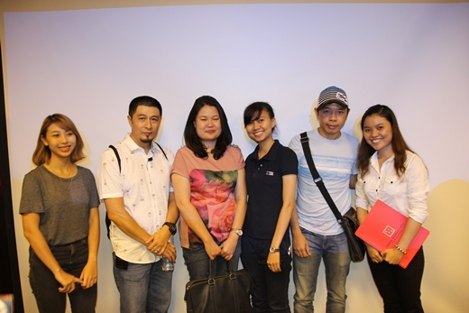 Đạo diễn Charlie Nguyễn, biên kịch Kay Nguyễn và diễn viên Thái Hòa