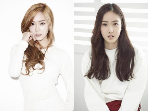 """Từ những hình ảnh """"nhá hàng"""" đầu tiên, SinB (G-Friend) đã sớm nhận được sự chú ý của cộng đồng fan Kpop nhờ gương mặt hệt như cựu thành viên SNSD - Jessica."""