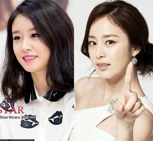 """Từ khi mới ra mắt, Jiyeon (T-ara) đã được mọi người nhớ đến với biệt danh """"tiểu Kim Tae Hee"""". Tuy nhiên, đây cũng là áp lực đối với hình ảnh của nữ thần tượng và nhiều lần cô bày tỏ thái độ không thích sự so sánh ấy."""