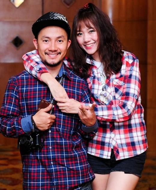 Hari Won và Tiến Đạt là một trong những cặp xứng đôi và bền chặt nhất showbiz hiện nay. - Tin sao Viet - Tin tuc sao Viet - Scandal sao Viet - Tin tuc cua Sao - Tin cua Sao