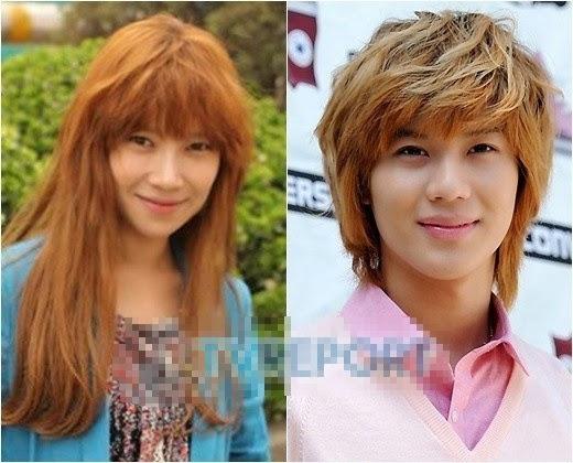 TaeMin (SHINee) và em gái Bae Da Hae đều khiến người khác nhầm lẫn khi lần đầu tiên thấy tấm hình của cả hai.
