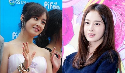 Ngay từ những ngày đầu ra mắt, Ji Yeon (T-ara) đã được khán giả ưu ái gọi với biệt danh 'tiểu Kim Tae Hee'.