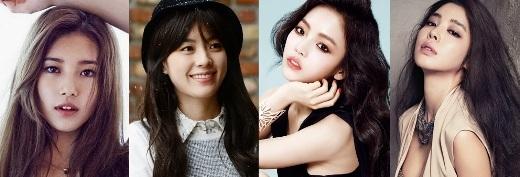 Hay còn được nhận xét là mang những nét đẹp kết hợp hoàn hảo giữa Suzy, Han Hyo Joo, Goo Hara và Kim Gyu Ri.