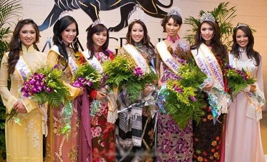Cùng năm, Hà Anh đã đoạt giải Á hậu 2 Hoa hậu Việt Nam toàn cầu. - Tin sao Viet - Tin tuc sao Viet - Scandal sao Viet - Tin tuc cua Sao - Tin cua Sao