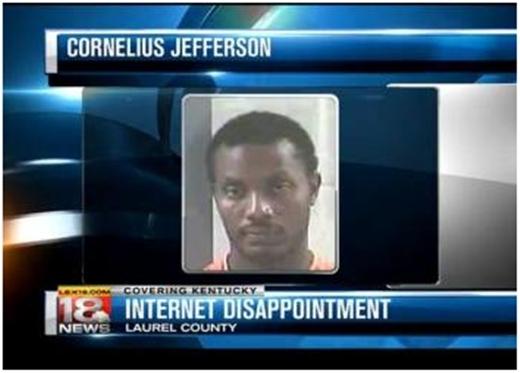 Chân dung Cornelius Jefferson.