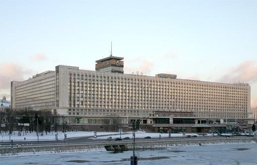 """Ở quận Muscovite,Nga, bạn sẽ thấy một khách sạn """"khủng"""" với 7.500 giường và 5.000 phòng. Đây còn được mệnh danh làsiêu khách sạn."""
