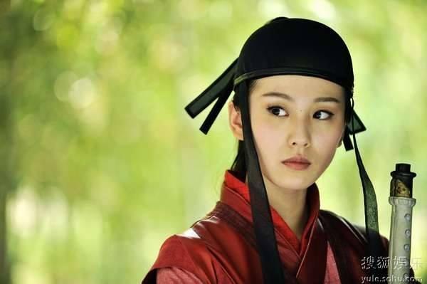 Vai diễn đột phá của Lưu Thi Thi là Yến Tam Nương trong Quái Hiệp Nhất Chi Mai.