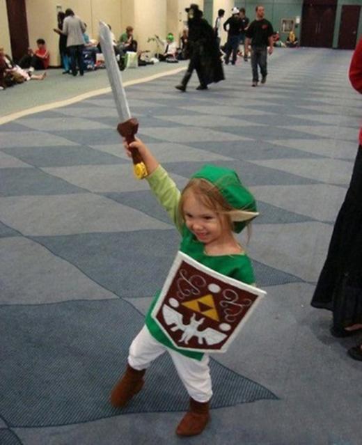 Peter Pan phiên bản nữ cũng dũng cảm không kém.