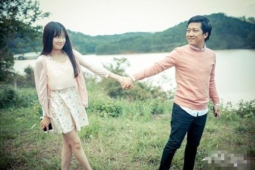 Nhã Phương và Trường Giang đang là một cặp đôi 'phim giả tình thật' của showbiz Việt. - Tin sao Viet - Tin tuc sao Viet - Scandal sao Viet - Tin tuc cua Sao - Tin cua Sao