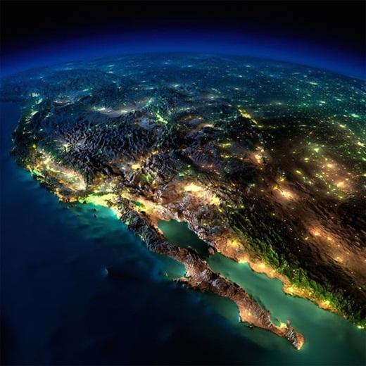 Khu vực Bắc Mỹ - Mexico.