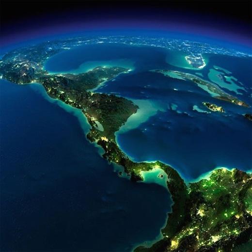Trung Mỹ.