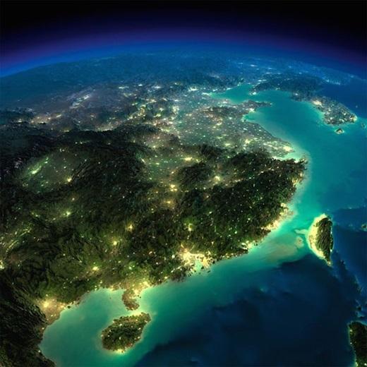 Phần đảo Đài Loan, Trung Quốc.