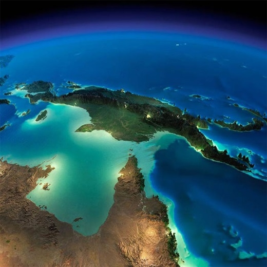 Australia và Papua New Guinea