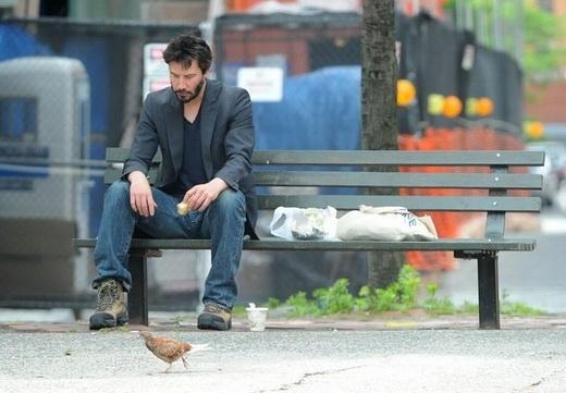 """Bức ảnh """"Sad Keanu"""""""