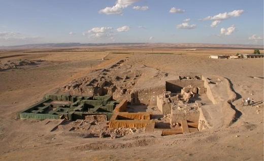 Đến thăm Urkesh - thành phố bị chôn vùi hàng nghìn năm. (Ảnh: Internet)