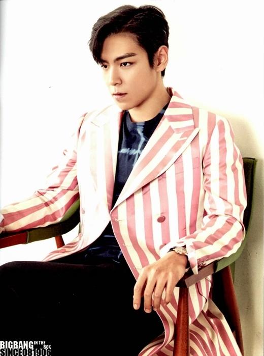 T.O.P là 'nạn nhân' thường xuyên bị 'tố' sử dụng lovestagram