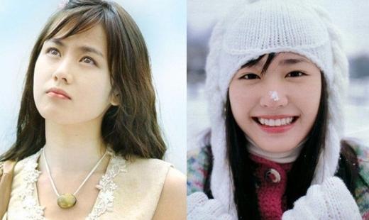Aragaki Yui cùng Son Ye Jin đều sở hữu nét đẹp dịu dàng, thơ ngây.