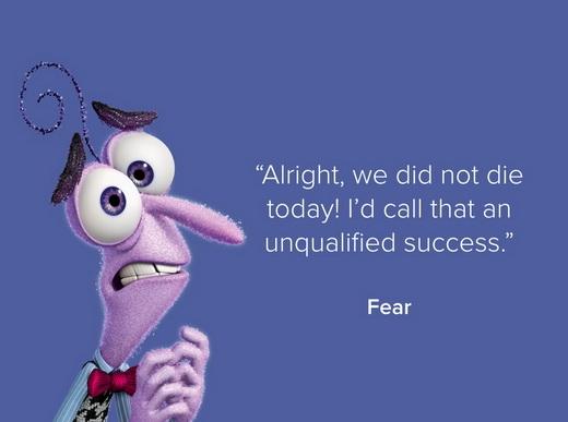 'Được rồi, ít nhất thì hôm nay chúng ta cũng chưa chết! Tôi cho đó là thành công tuyệt đối!'