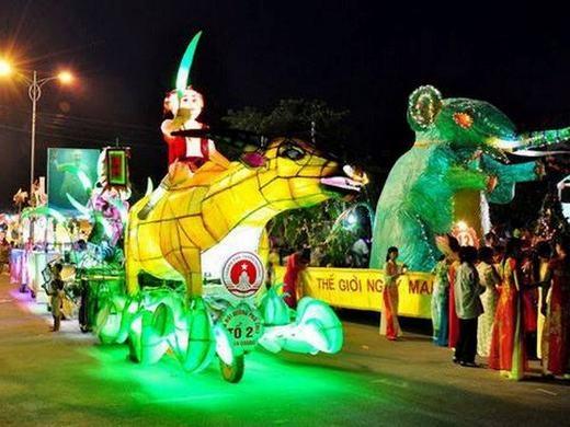 Tết Trung Thu tại Việt Nam và những kỉ lục đáng nể