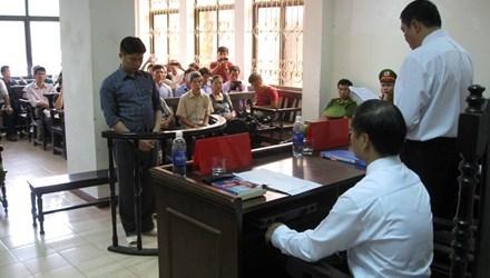 Bị cáo Nguyễn Mạnh Tường bị tuyên y án 19 năm tù