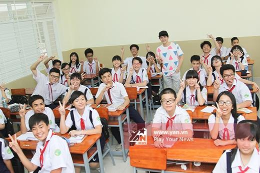 Lớp học 9/2 khóa 2015-2016 của cô Hằng. - Tin sao Viet - Tin tuc sao Viet - Scandal sao Viet - Tin tuc cua Sao - Tin cua Sao
