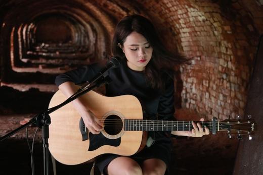 Thái Trinh chia sẻ rằng hi vọng ca khúc sẽ giúp mọi người cảm thấy lạc quan hơn những khi gặp phải khó khăn.