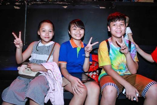 Ba thí sinh nhí của team Dương Khắc Linh là Quang Trường, Hà My, Hà Vy sẽ đại diện nhóm 'chinh chiến' trong đêm liveshow 1 sắp đến. - Tin sao Viet - Tin tuc sao Viet - Scandal sao Viet - Tin tuc cua Sao - Tin cua Sao