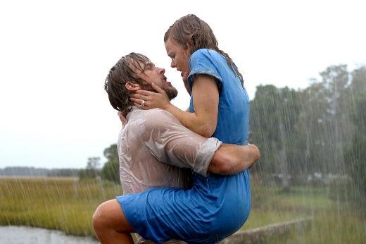 Fan của phim tình cảm không thể nào không biết đến bộ phim lãng mạn nhất mọi thời đại - The Notebook.
