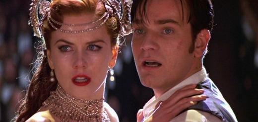 Bộ phim âm nhạc do Baz Luhrmann đạo diễn, với sự tham gia diễn xuất của Nicole Kidman và Ewan McGergor đã lấy hết nước mắt khán giả bởi câu chuyện cảm động từ hai nhân vật chính.
