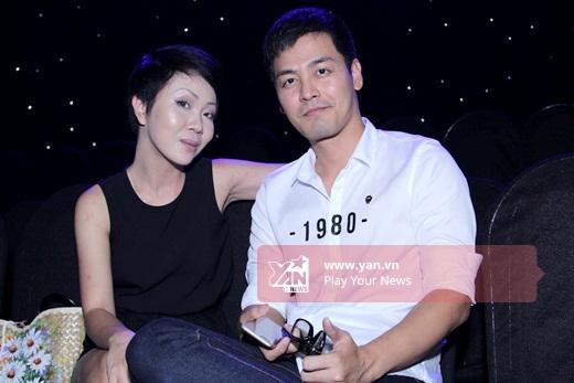 Nhà báo Trác Thúy Miêu và MC Phan Anh cũng có mặt trong buổi tổng duyệt trưa nay. - Tin sao Viet - Tin tuc sao Viet - Scandal sao Viet - Tin tuc cua Sao - Tin cua Sao