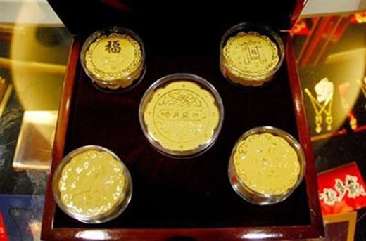 Giới thượng lưu Trung Quốc mua những chiếc bánh này để bổ sung cho những bộ sưu tập nhằm trưng bày, phô trương vị thế bản thân.(Ảnh: Internet)