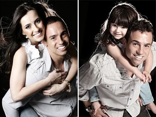 Bộ ảnh được Rafael lấy ý tưởng từ những bức hình của anh chàng Ben Nunery dành cho người vợ qua đời vì căn bệnh ung thư.