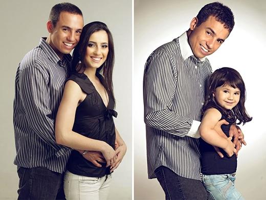 6 năm trước Tatiane qua đời đột ngột trong một tai nạn xe hơi, để lại những mất mát to lớn cho anh Rafael cùng đứa con gái Raisa chỉ mới 1 tuổi.