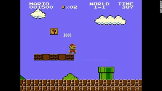 Cái tên 'Mario' đã từng xuất hiện trong tựa game Donkey Kong vào năm 1981. Sau đó, game Super Mario Bros ra đời vào năm 1985 được xem là sự khởi đầu của tựa game Super Mario nổi tiếng.